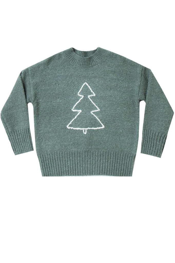 Cozy Tree Sweater | ROOLEE