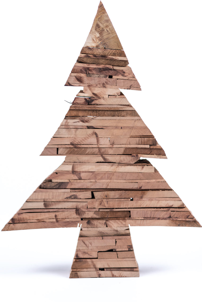 Wooden Christmas Tree | ROOLEE