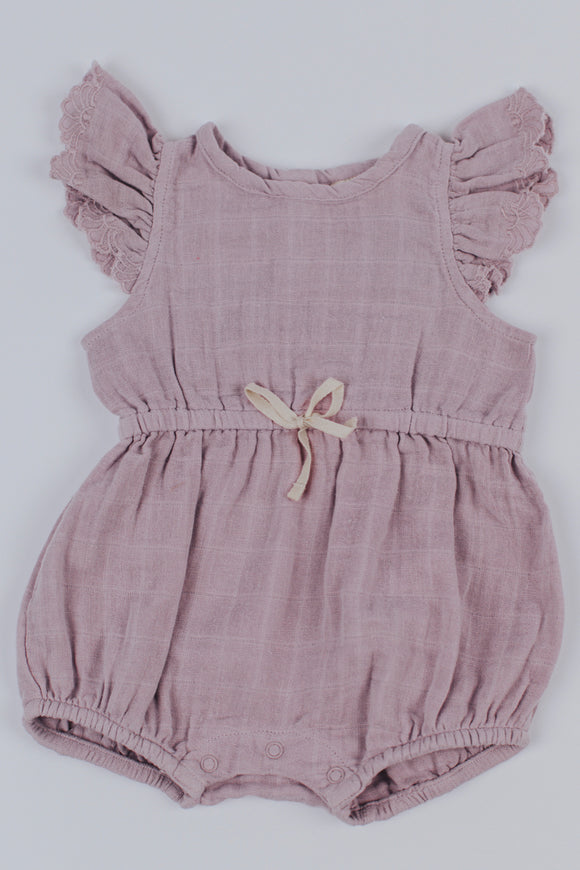 Little Girl Spring/Summer Romper | ROOLEE