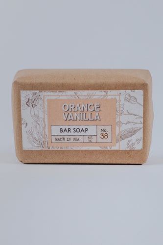 Orange Scented Bar Soap | ROOLEE