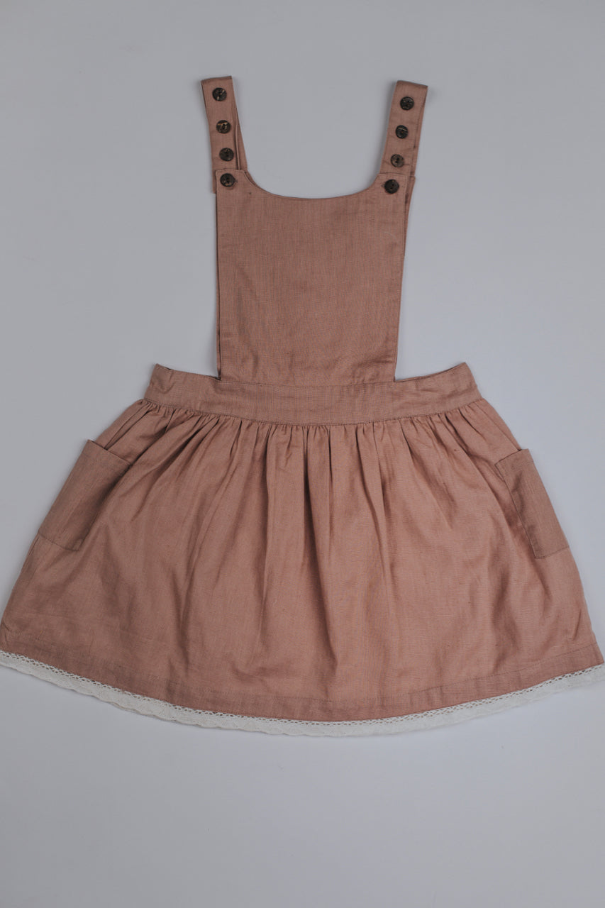 Oinkers Pinafore Dress
