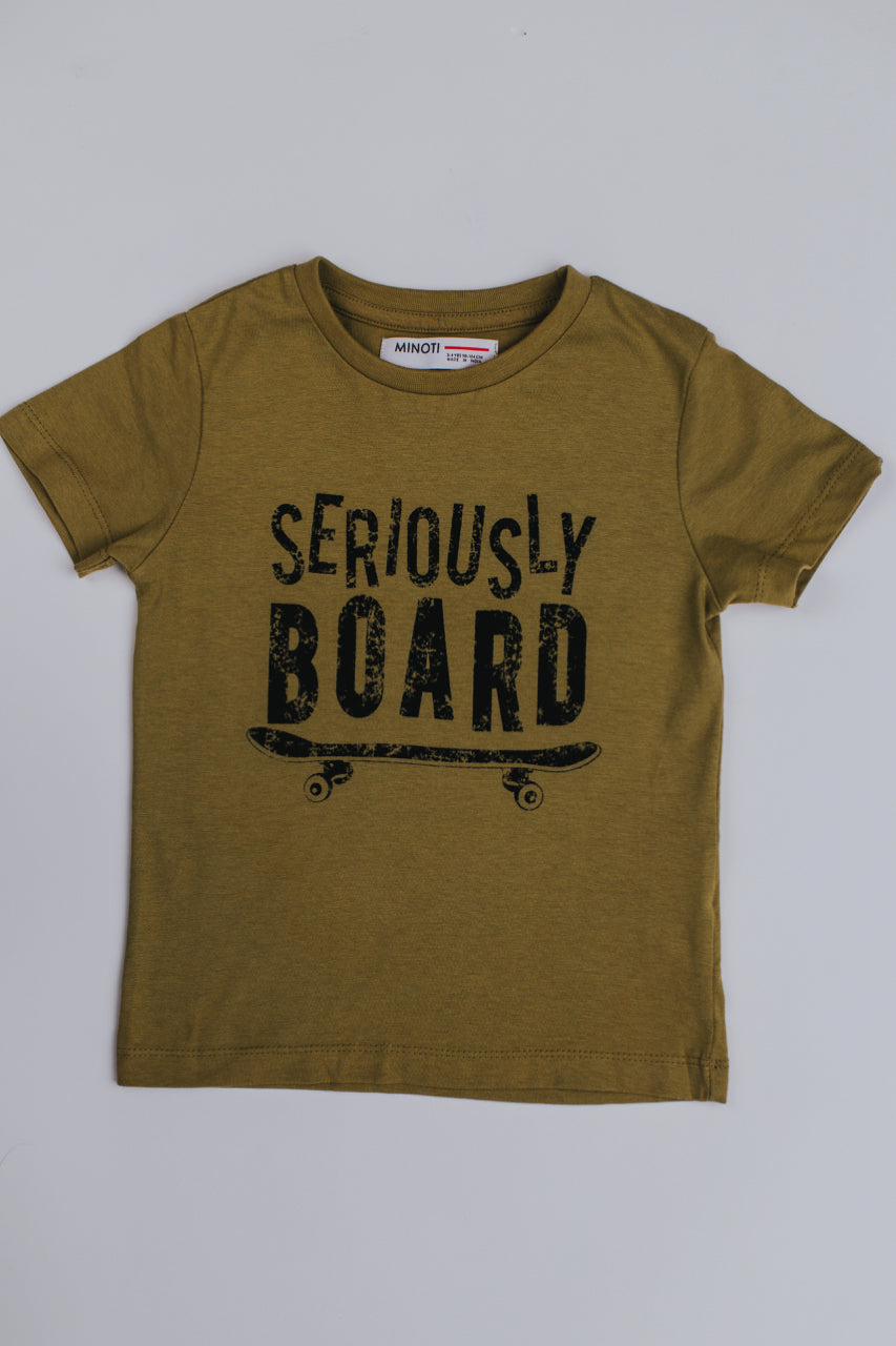 Seriously Board Tee