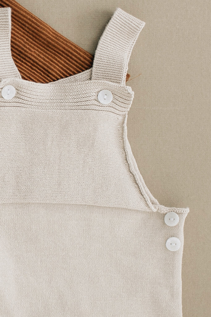 Lima Knit Overalls