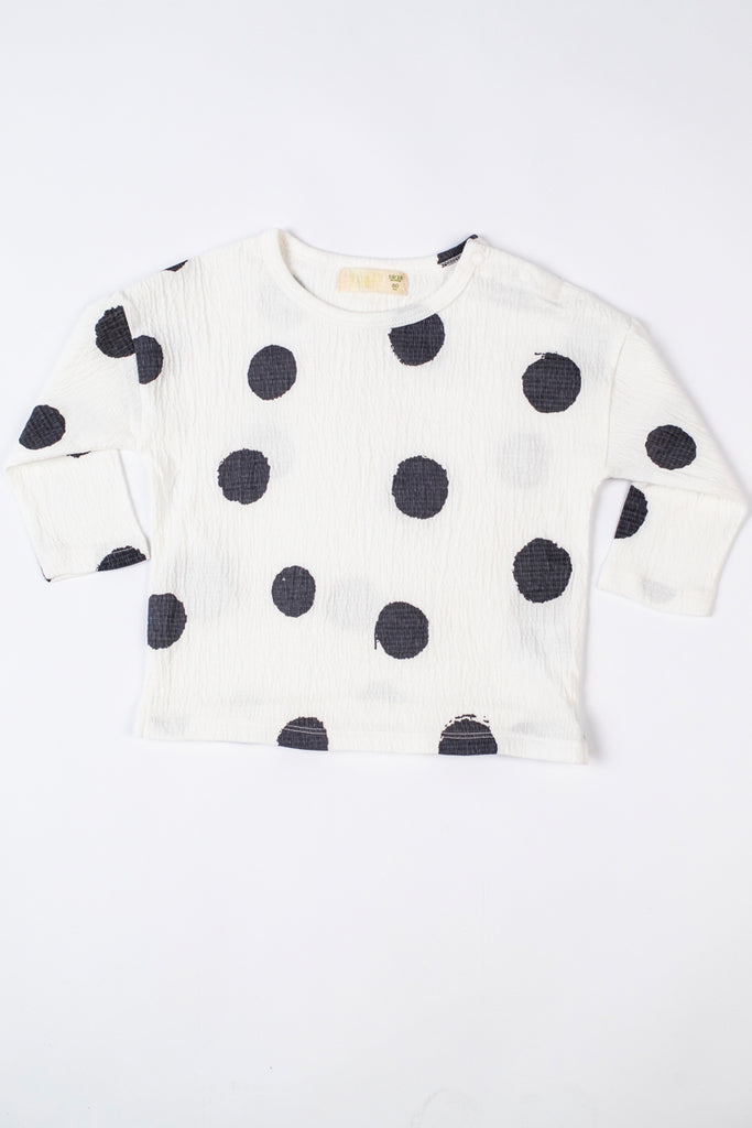 Clifford Polka Dot Top