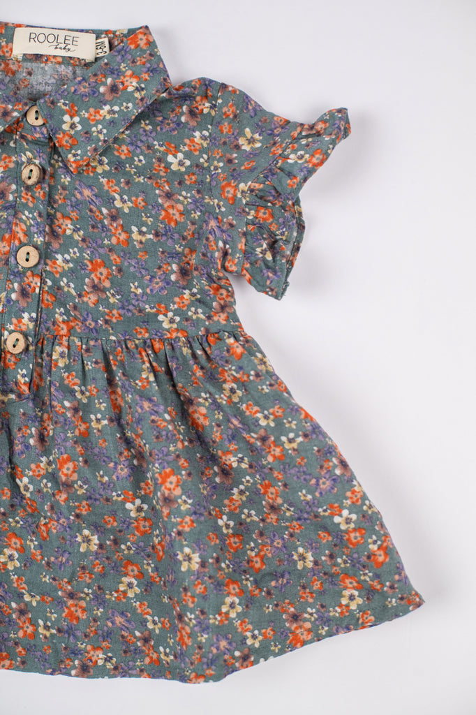 Girls Summer Dress | ROOLEE