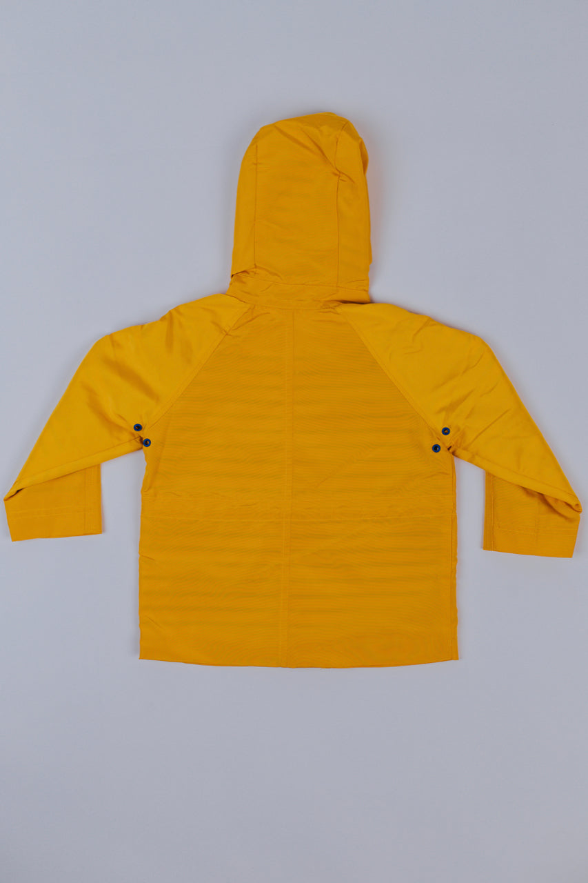 Wendy Hooded Raincoat