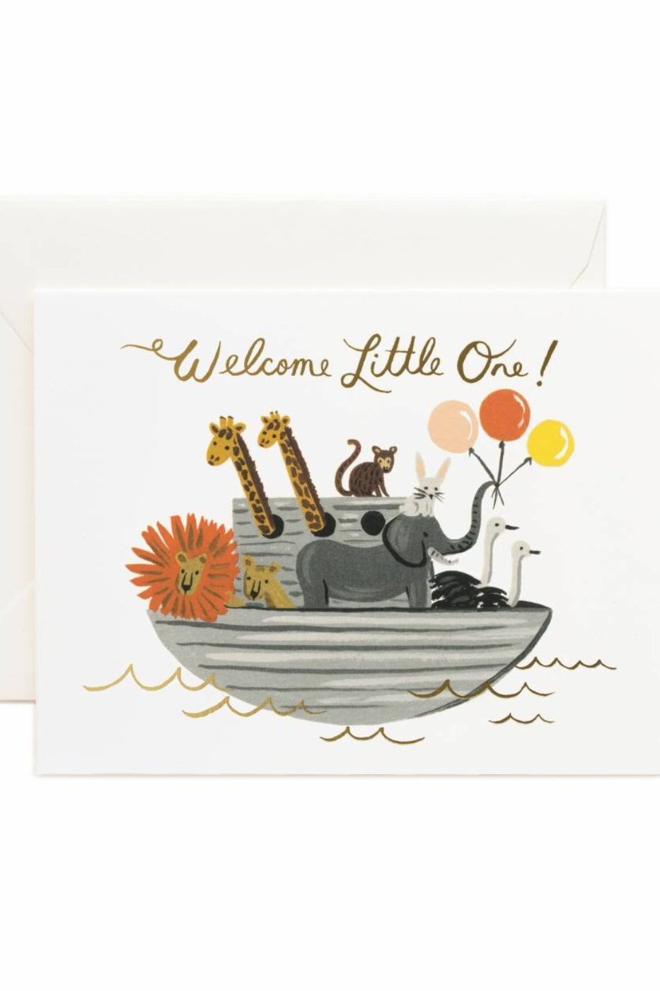 Welcome Home Baby Card | ROOLEE