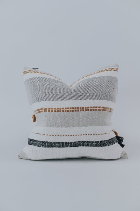 Multi-Colored Pillow | ROOLEE