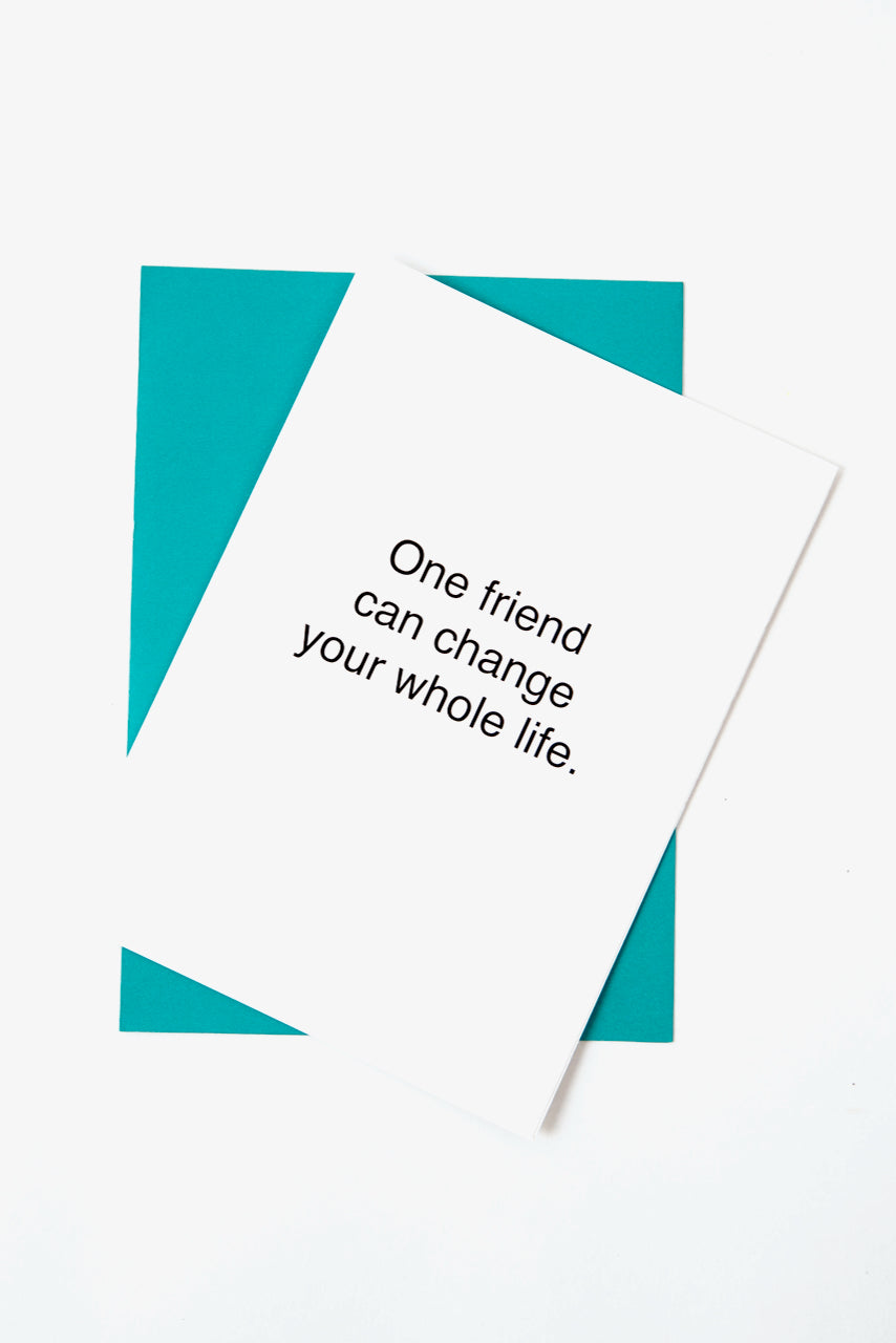 Cute and simple card | ROOLEE