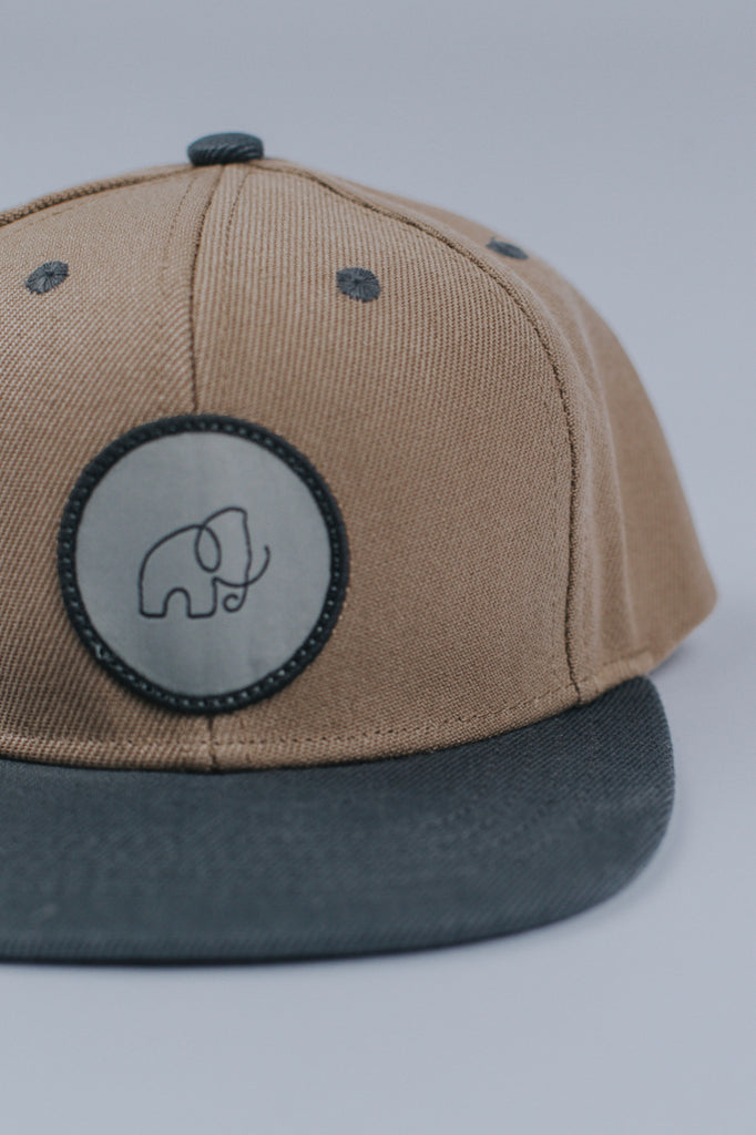 Elephant Graphic Kids Hat | ROOLEE
