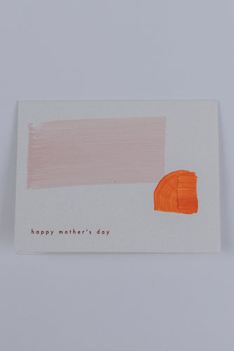 Hand Painted Mother's Day Card | ROOLEE