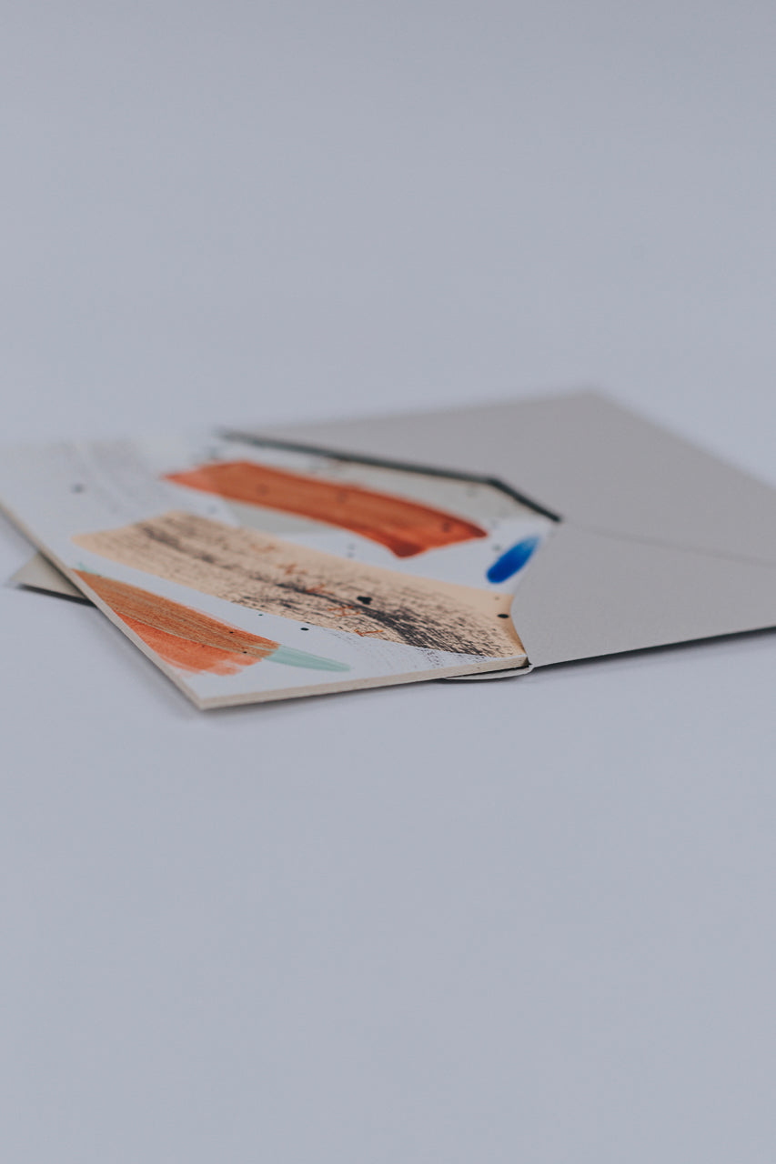 Hand Painted Cards | ROOLEE