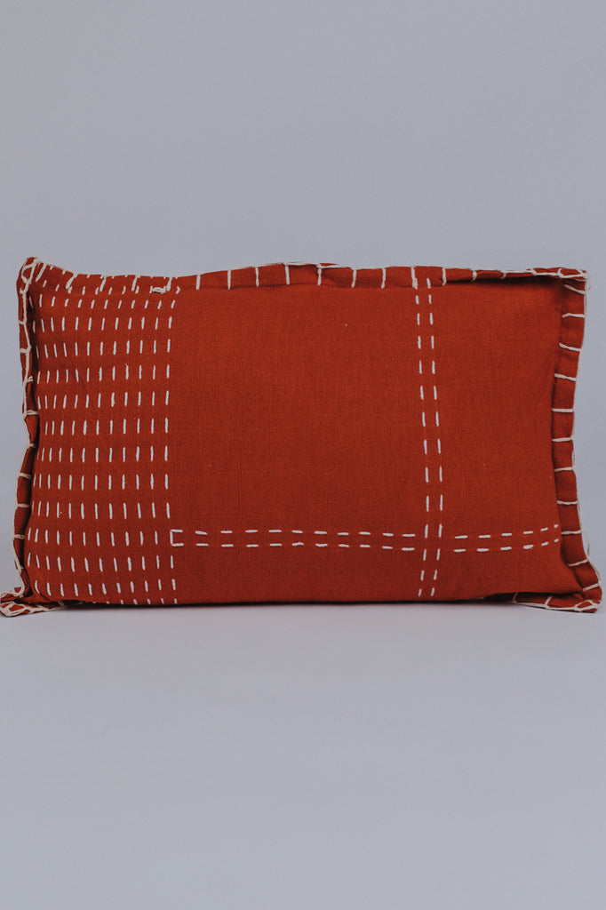 Hand Stitched Pillow | ROOLEE
