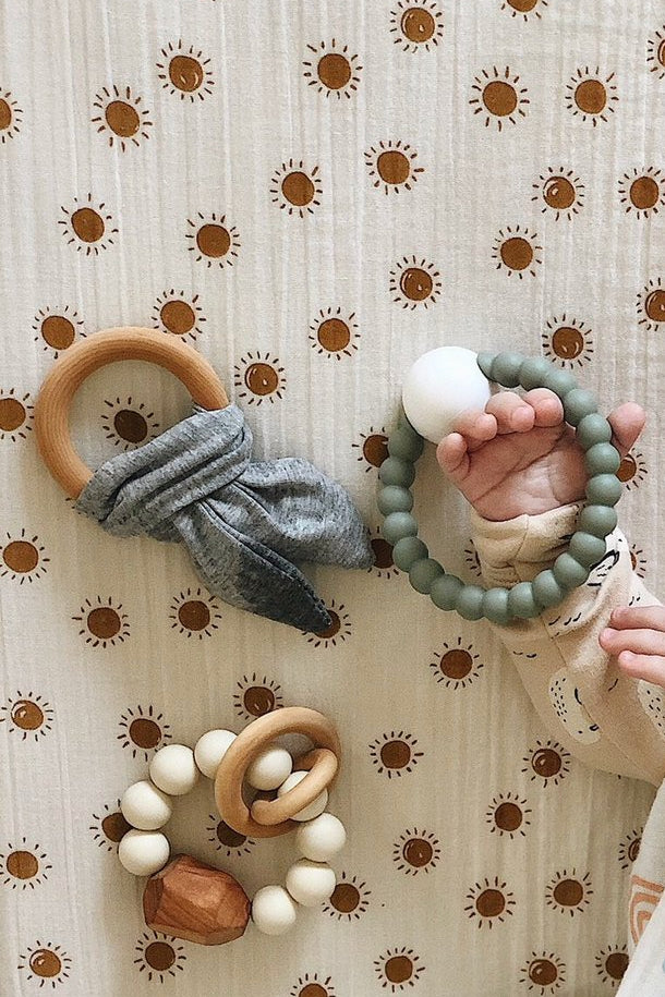 Bunny Ears Teether