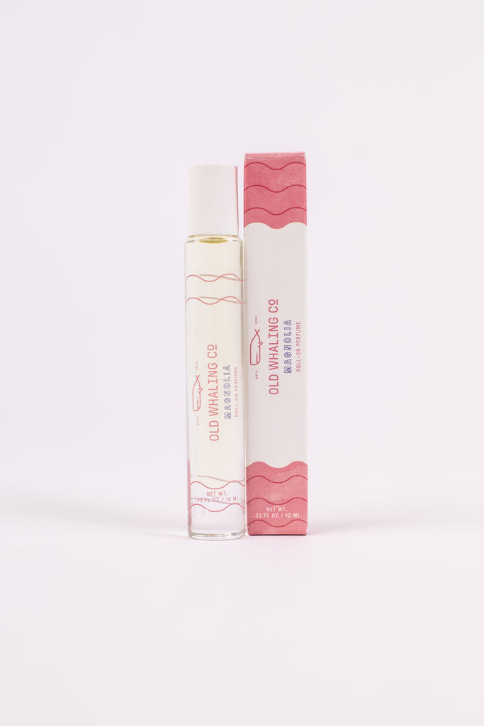 Magnolia Scent Roll On Perfume | ROOLEE