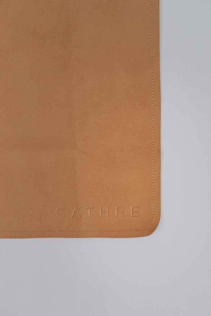 Baby Leather Diaper Changing Mat | ROOLEE