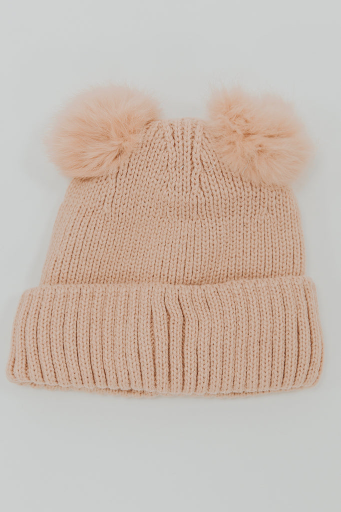 Kids Double pom Beanie Ideas | ROOLEE Kids