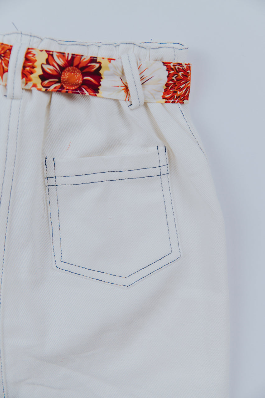 Andes Jean Skirt