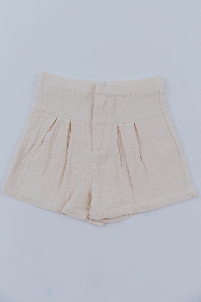 Thatcher Pleated Shorts