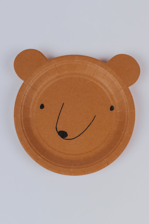 Bear Party Plates | ROOLEE