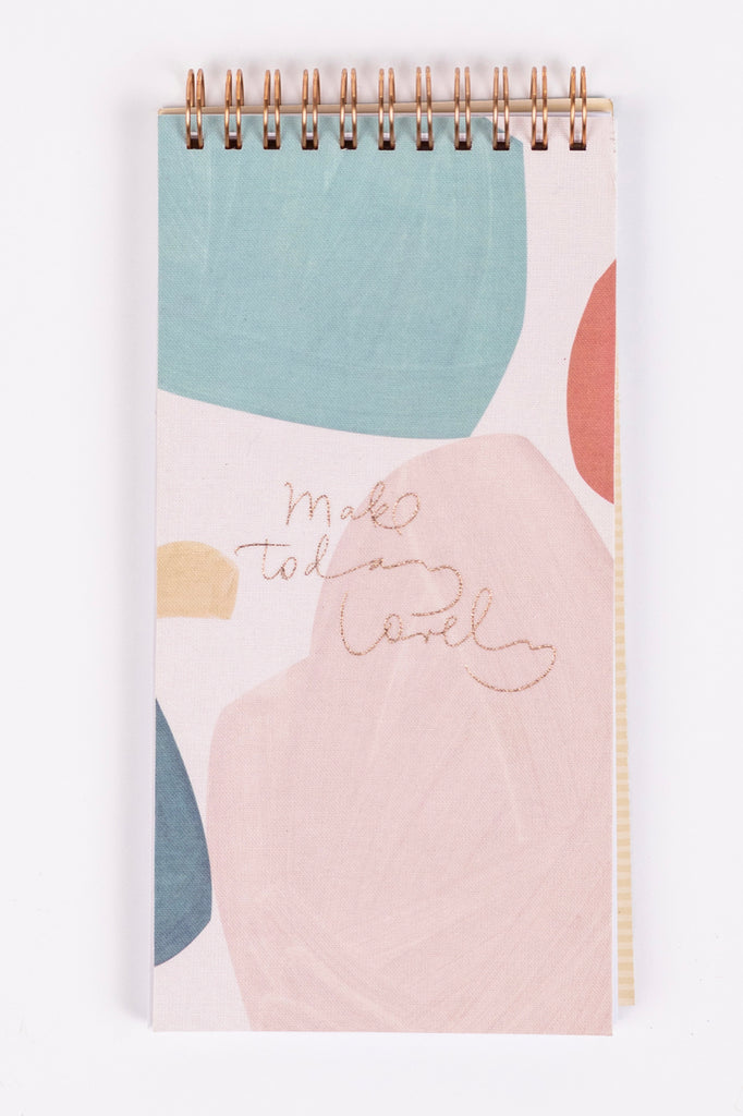 Make Today Lovely Notepad | ROOLEE
