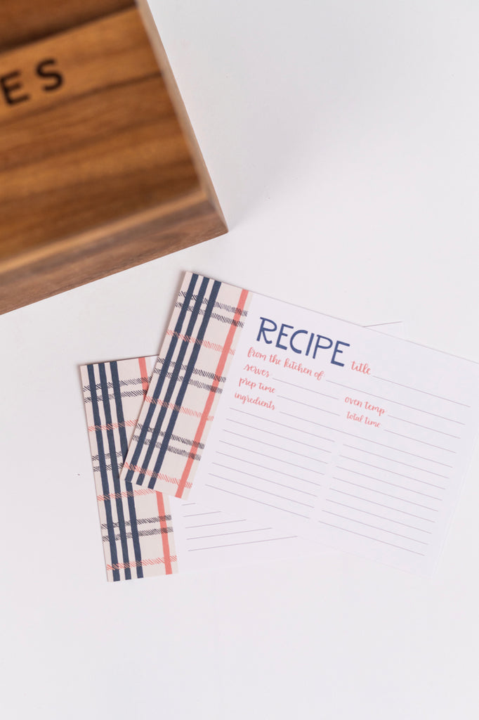 Recipe Cards | ROOLEE