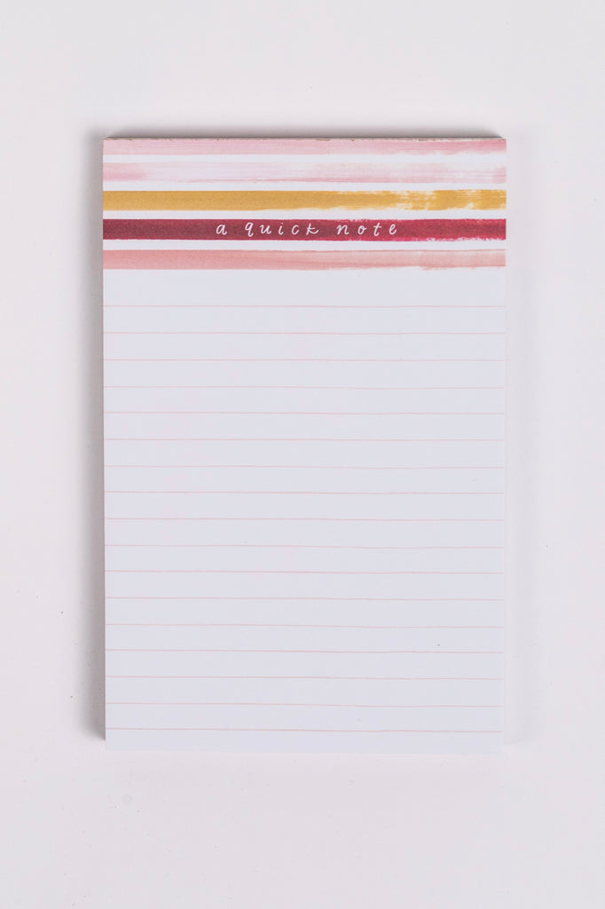 A Quick Note Notepad | ROOLEE