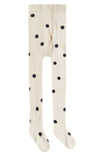 Rylee + Cru Printed Dot Tights