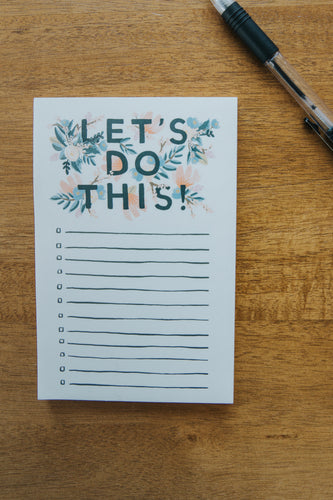 To Do Notepad | ROOLEE