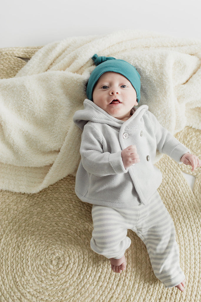 Sterling Knit Set | ROOLEE Kids
