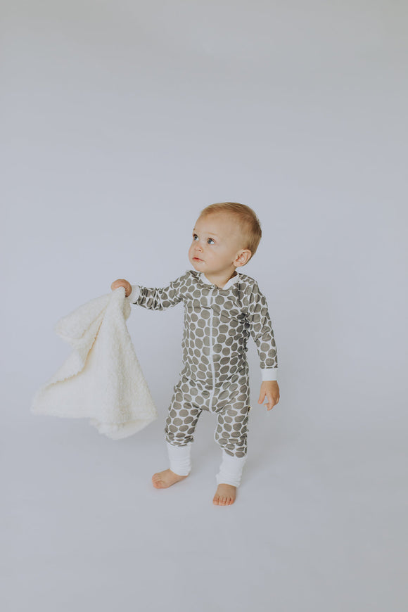 Drue Spotted Coverall | ROOLEE