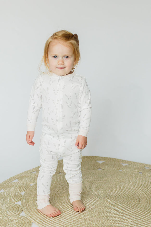 Snuggle Bunny Coverall | ROOLEE Kids