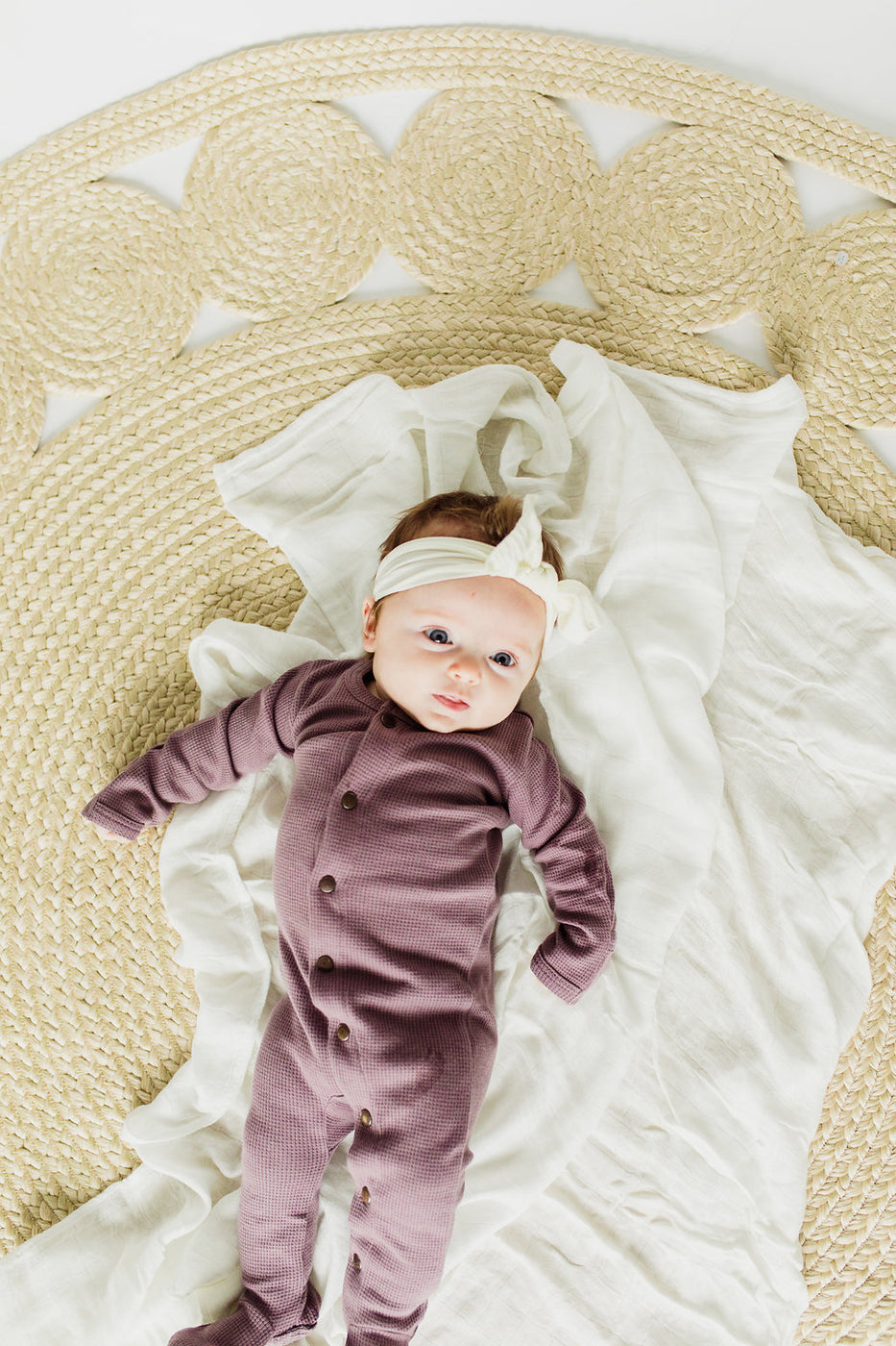 Raegan Gloved Sleeve Overall in Orchid | ROOLEE Kids