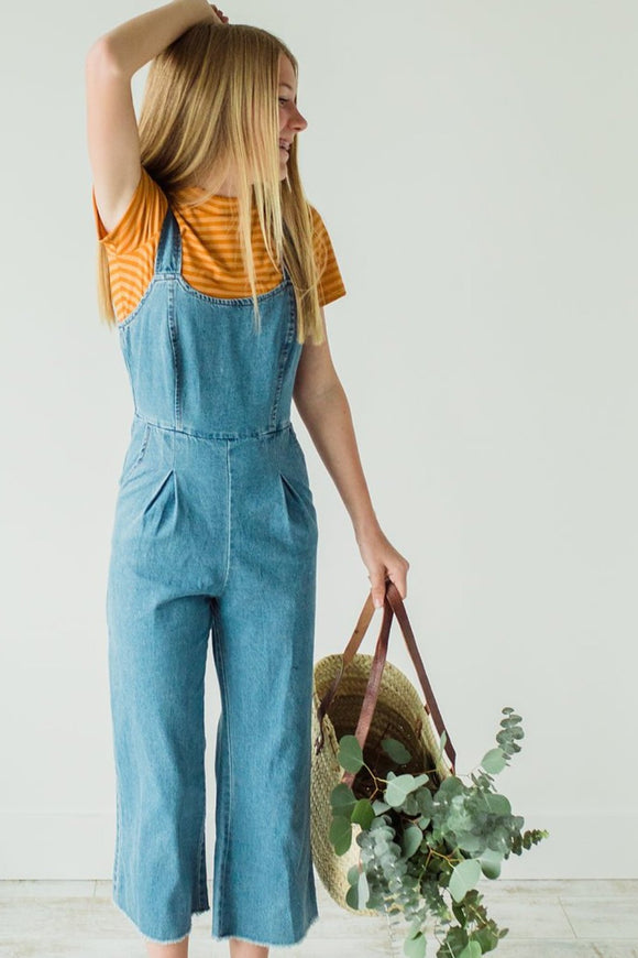 More Than A Dream Overalls | ROOLEE Kids