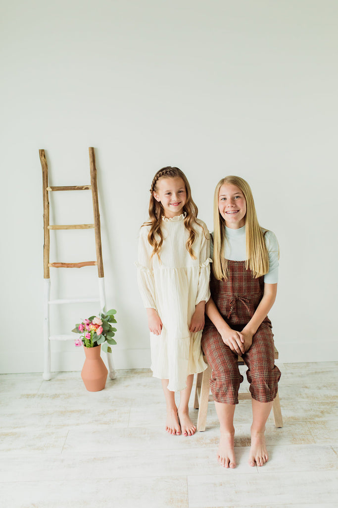 Spaghetti Strap Romper For Girls | ROOLEE Kids
