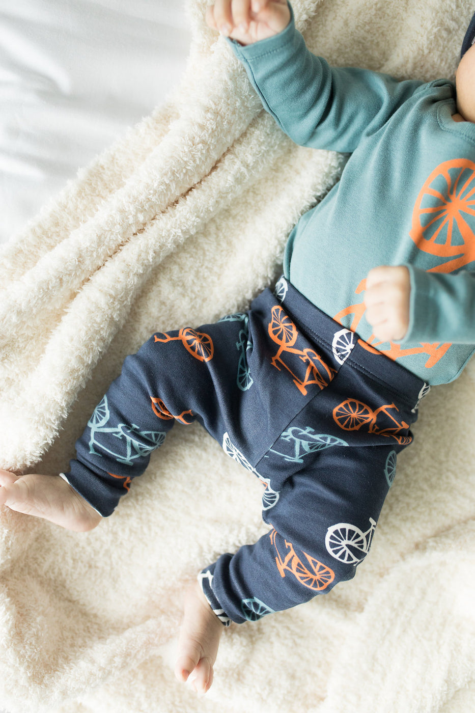 Along For the Ride Onesie Set | ROOLEE Kids