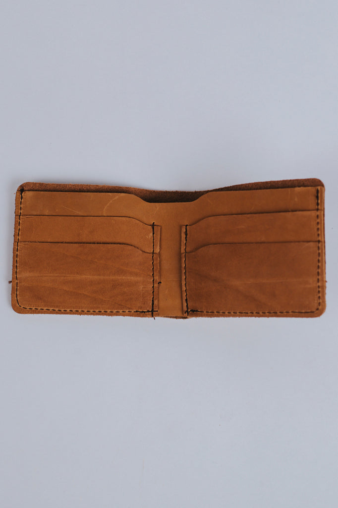 Knox Bifold Leather Wallet | ROOLEE Gifts