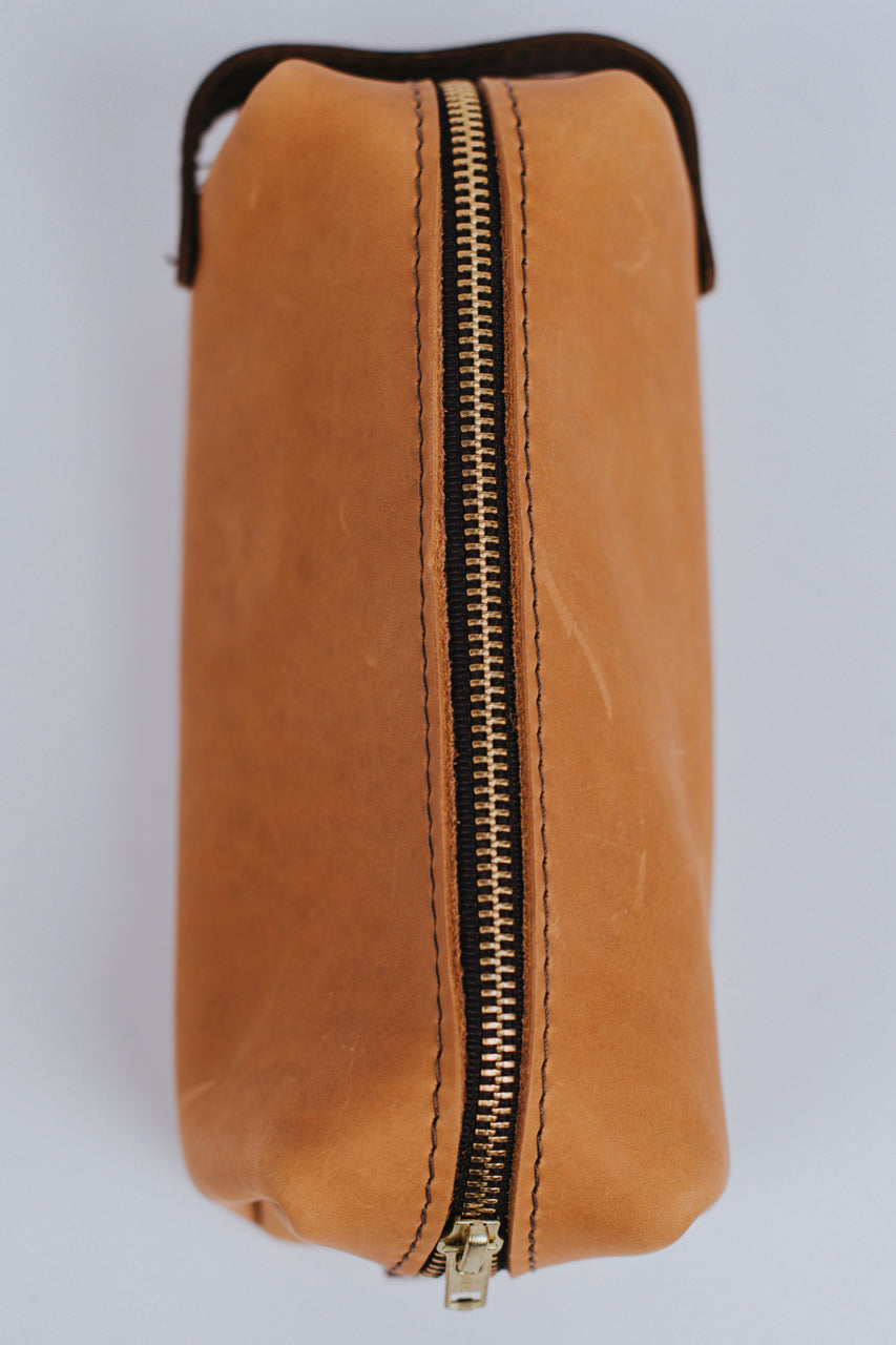 High Line Medium Leather Pouch | ROOLEE Gifts