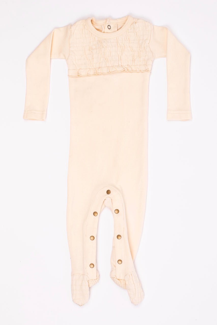 Baby Smocked Overall | ROOLEE