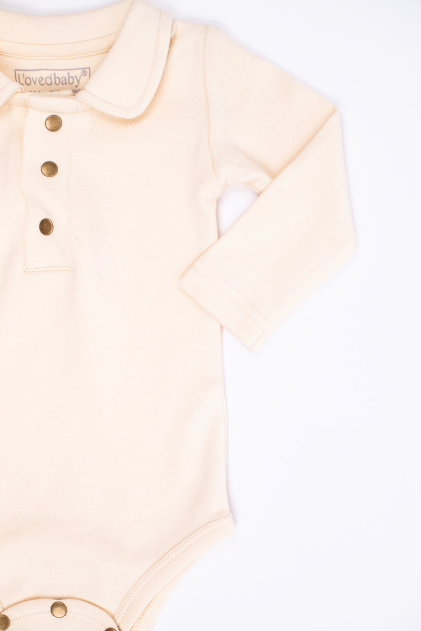 Button Up Onesie | ROOLEE