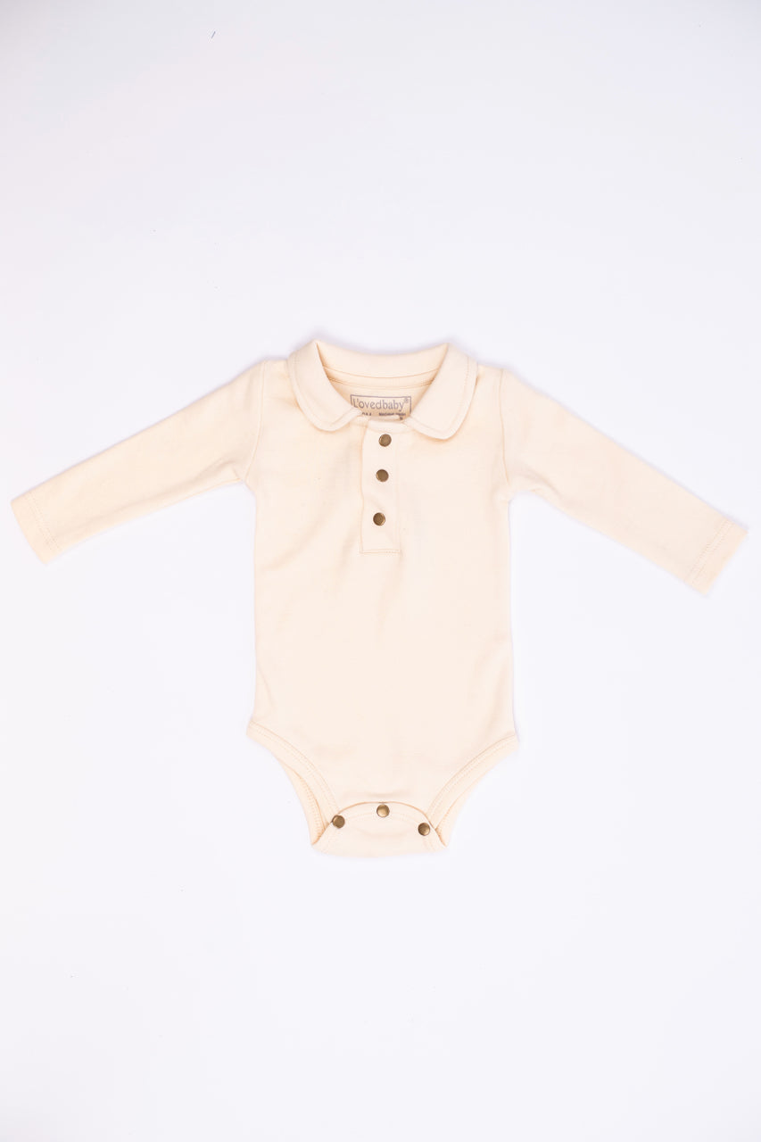Long Sleeve Onesie for Babies | ROOLEE