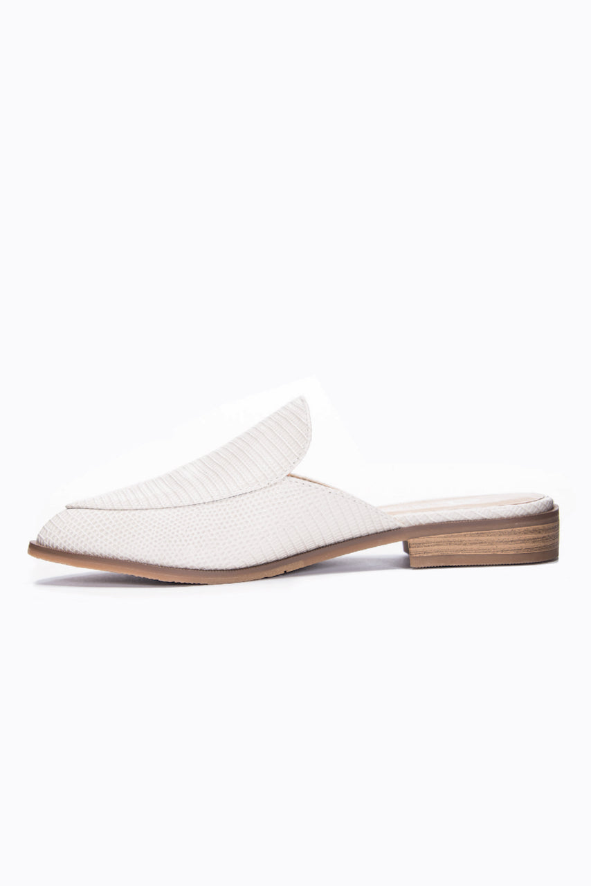 Neutral Slide On Shoes | ROOLEE