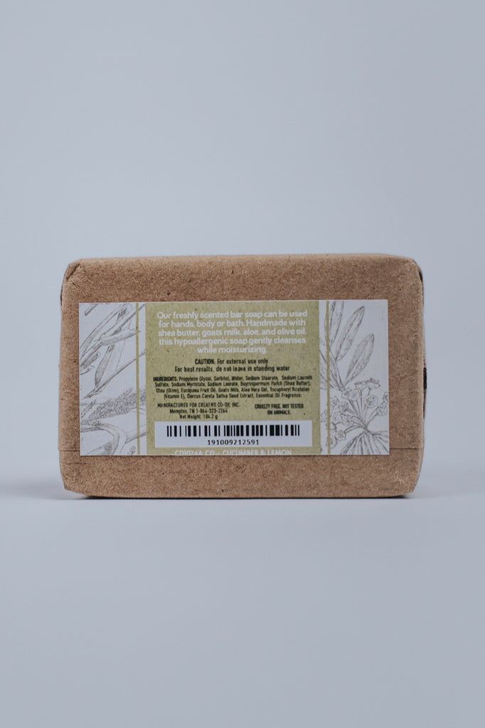 Shea Butter Bar Soap | ROOLEE