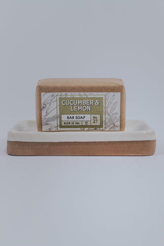 Cucumber Lemon Soap | ROOLEE