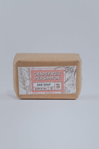 Grapefruit Bar Soap | ROOLEE