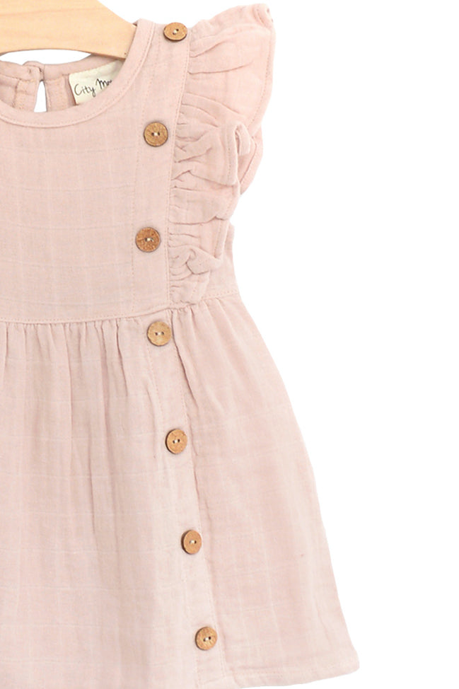 Cute baby dress for spring | ROOLEE
