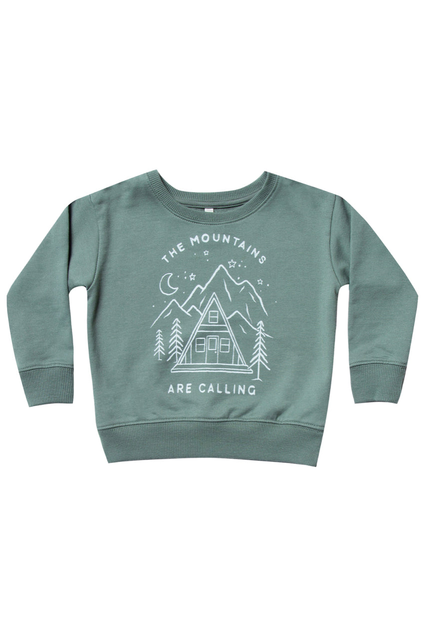 Mountains are Calling Sweatshirt | ROOLEE