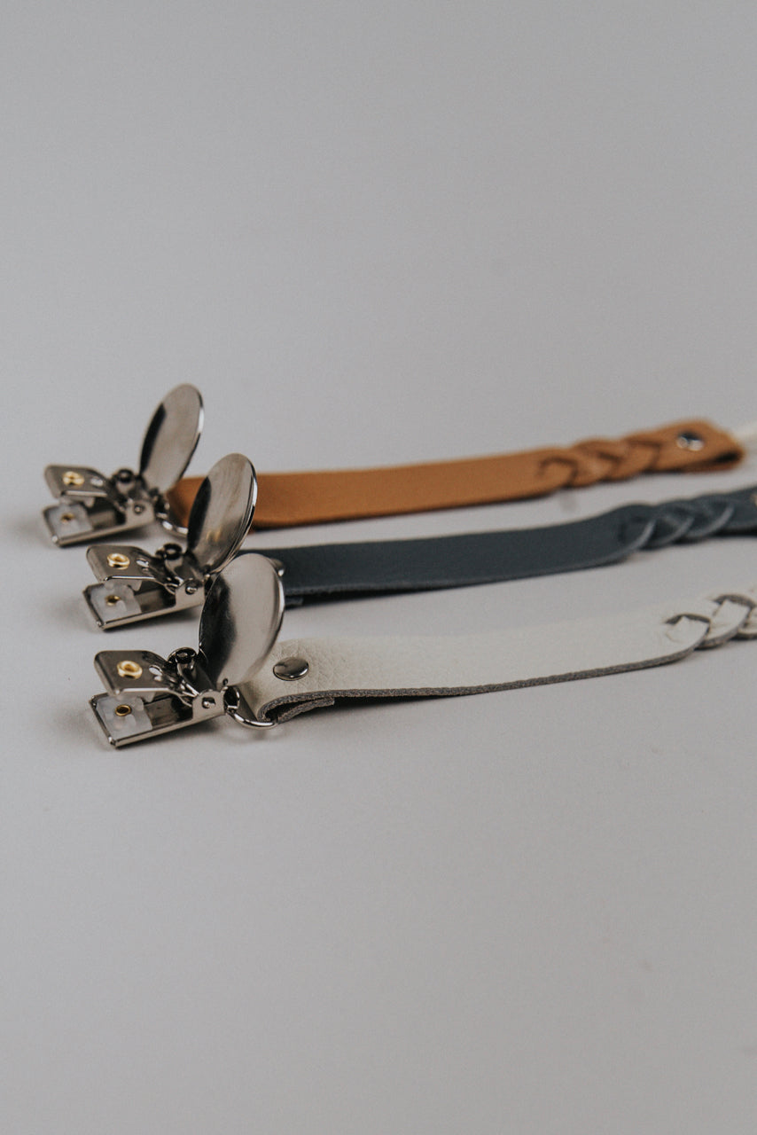 Strong Metal Pacifier Clips | ROOLEE