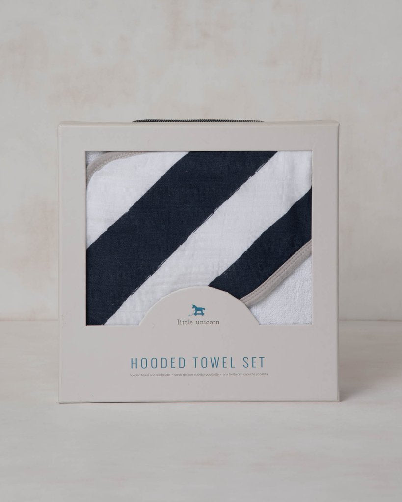hooded-towel-set-navy-stripe