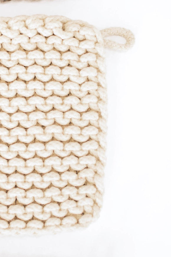 Crocheted Hot Pads | ROOLEE